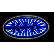 3D led эмблема Kia