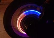 Cветодиодные колпачки на колеса вашей машины
