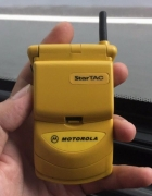 Motorola STAR TAC 130 YELLOW