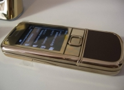 NOKIA 8800 ARTE GOLD-BROWN RUSSIAN
