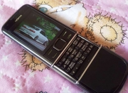 Nokia 8800 ART BLACK ПОЛНОСТЬЮ РУСИФИЦИРОВАННЫЙ