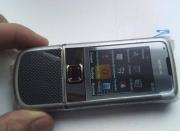 Nokia 8800 ART CARBON ПОЛНОСТЬЮ РУСИФИЦИРОВАННЫЙ