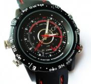 Часы со встроенной видеокамерой - спортивный дизайн