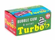 Блок жвачки TURBO S (100 штук)